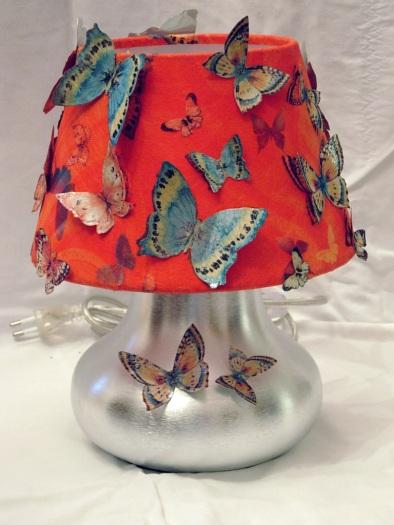 Lampada Farfalle 1
