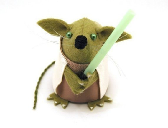 Yoda by TheHouseofMouse