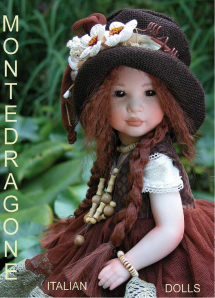 A whimsical world of dolls & fairies by Montedrgone