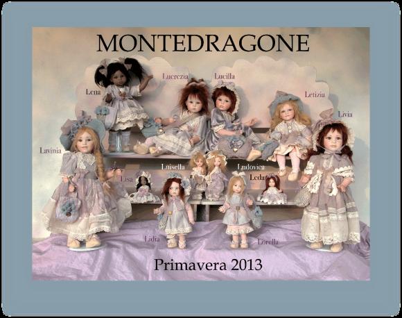 Montedragone Dolls Spring 2013