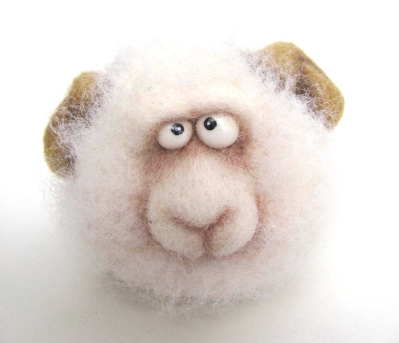 Sheep 1- An Art Toy Wool Pleasure by VladaHom