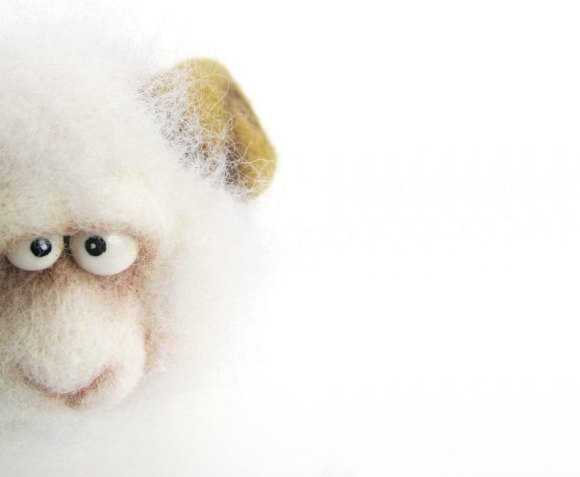 Sheep - An Art Toy Wool Pleasure by VladaHom