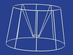 Telaio Ovale - Oval Frame