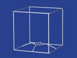 Telaio Quadrato - Square Frame