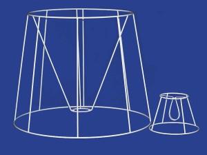 Telaio Tronco di Cono - Round Bell Frame