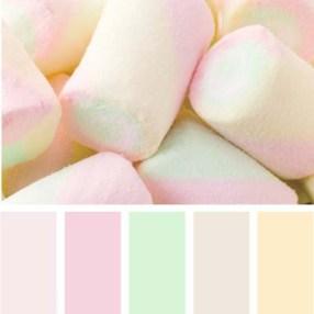 Vintage Pink- Shabby Chic Colour Palette