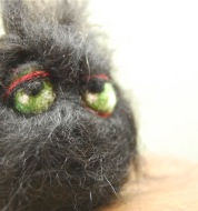 The felted Thing by asherjasper on etsy.com