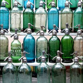 Transparent - Green Power Palette