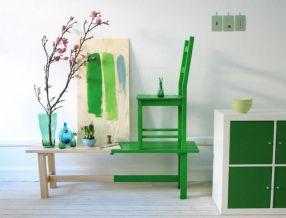 Green Hue - Green Power Palette