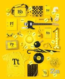 Yellow Palette 12