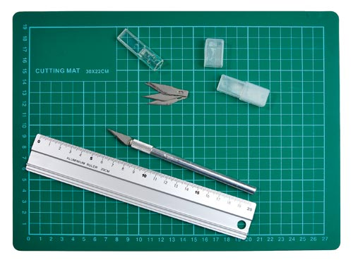 Opitec - Cutting Mat