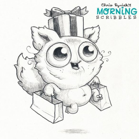 Happy Christmas Shopping Topolod3xter