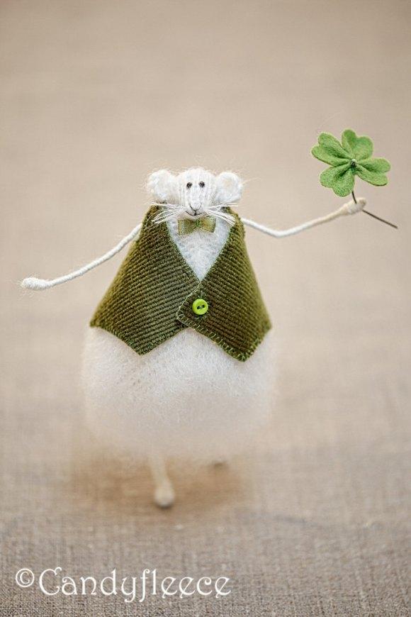 It's Saint Patrick